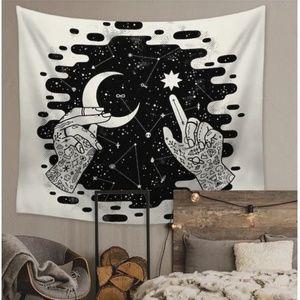 Star Moon Tapestry 🌙